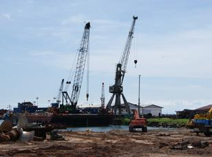 EMP for the Rehabilitation of the Port of Buchanan